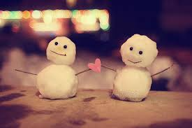 loving snowmen