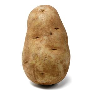 Pew potato