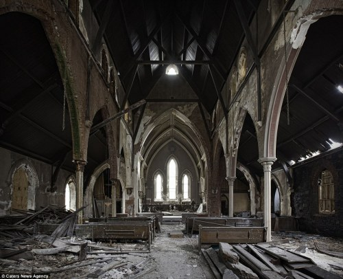 the death of church